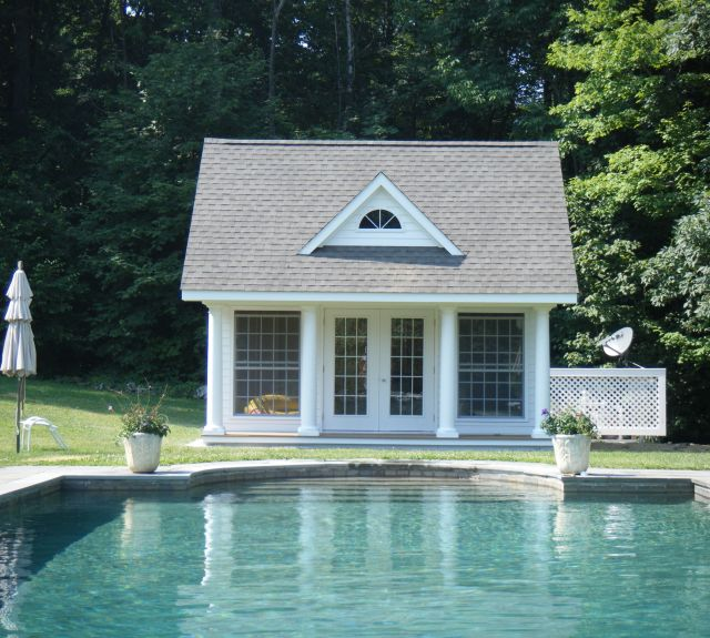 bernies pool house