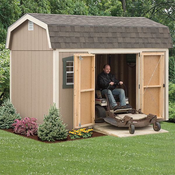 Buying guide backyard sheds for 10x10 square feet